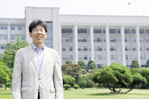 유홍성 교수 사진